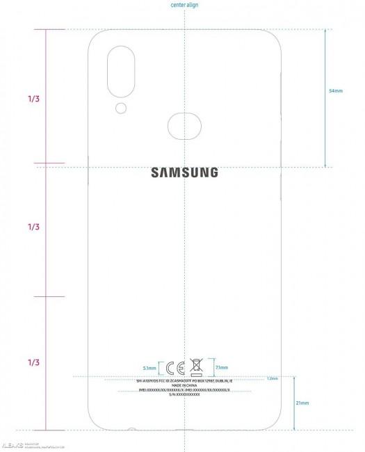 Двойная камера, сканер отпечатков пальцев и аккумулятор на 3900 мА·ч: Улучшенный бюджетник Samsung Galaxy A10s сертифицирован в США