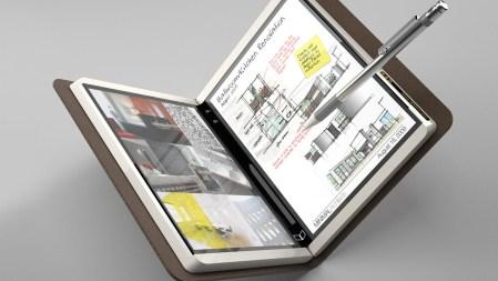 Долгожданный складной планшет Microsoft ожидается в начале 2020 года, ему приписывают два 9-дюймовых экрана и поддержку приложений Android