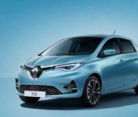 Представлено новое поколение популярного электромобиля Renault Zoe (Zoe Z.E. 50) с более мощным двигателем и емкой батареей - ITC.ua