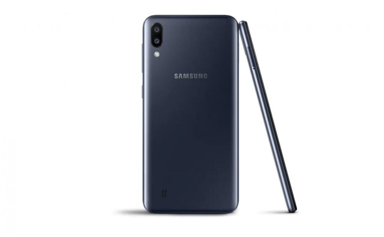 В Украине стартуют продажи смартфона Samsung Galaxy M10 по цене 3600 грн