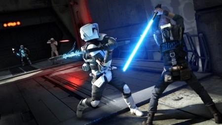 Respawn показала 15 минут геймплея игры Star Wars Jedi: Fallen Order [видео]