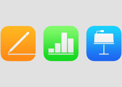 Apple обновила приложения Pages, Numbers и Keynote для Mac и iOS