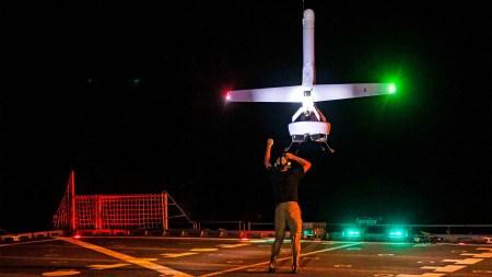 Американские военные заинтересовались беспилотниками-тейлситтерами V-Bat