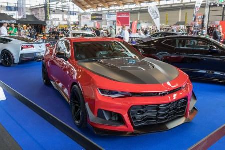 Слухи: General Motors «убьет» бензиновый Chevrolet Camaro в 2023 году, чтобы возродить его в виде электромобиля