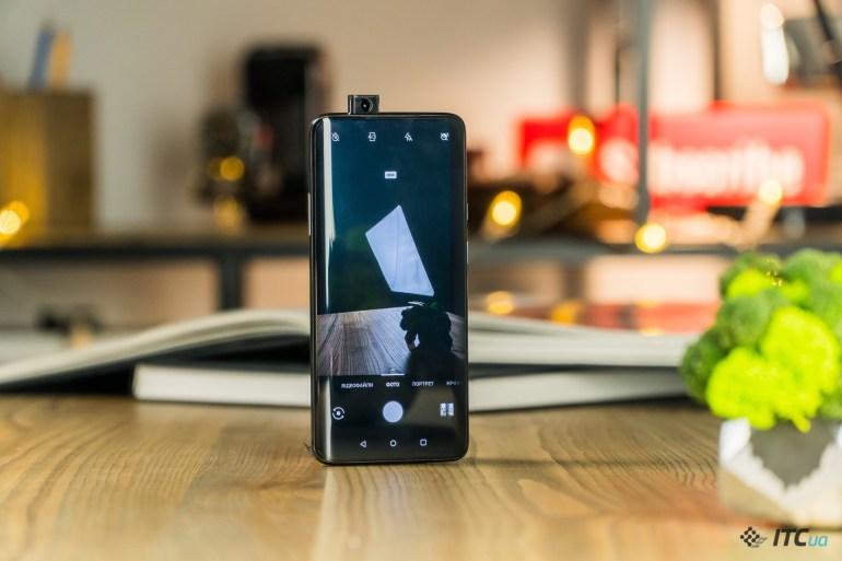 OnePlus 7 Pro селфи-камера
