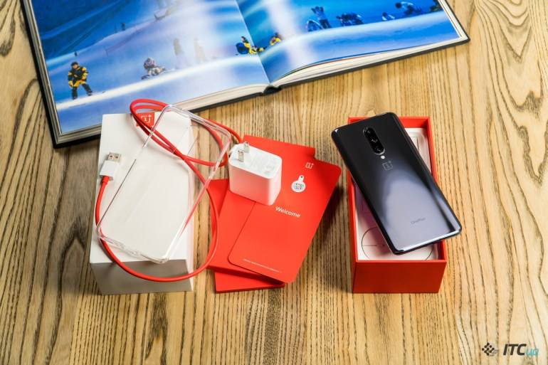 OnePlus 7 Pro комплект