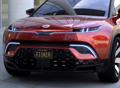 Первое официальное изображение электрокроссовера Fisker Electric SUV, который обещают выпустить в 2021 году по цене менее $40 тыс.