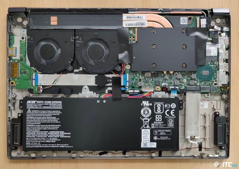 Обзор ноутбука Acer Aspire 7 A715-73G