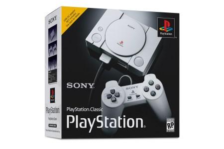 Стоимость ретро-консоли Sony PlayStation Classic на Amazon и Best Buy упала до $25