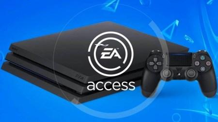 Игровая подписка EA Access наконец вышла на консолях PS4, в Украине она обойдется в 124 грн/мес или 799 грн/год