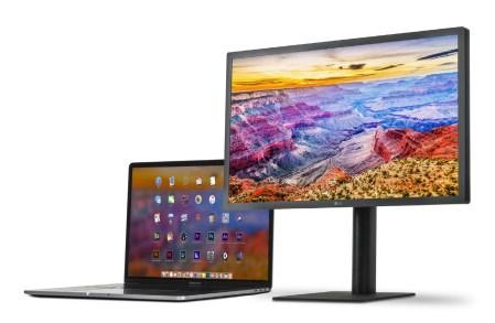 LG выпустила обновлённый монитор UltraFine 5K Display с поддержкой iPad Pro