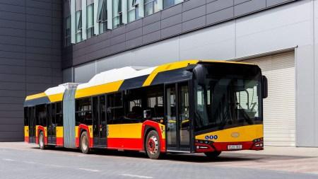 Варшава заказала 130 электробусов за $100 млн у местной компании Solaris, чтобы заменить дизельные автобусы на историческом «Королевском тракте»
