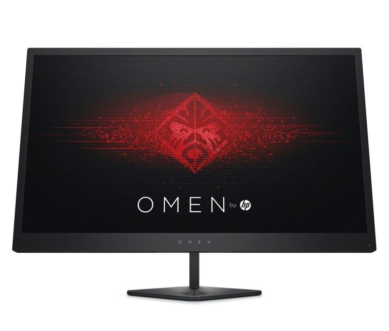 НР OMEN 25: монитор для настоящего геймера