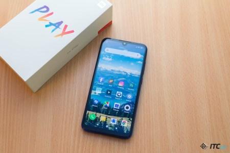 Обзор смартфона Xiaomi Mi Play