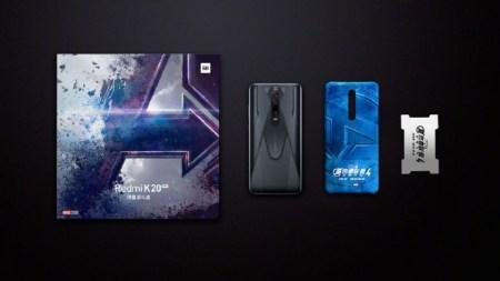 Супергеройский смартфон Redmi K20 Pro Avengers Limited Edition представлен официально