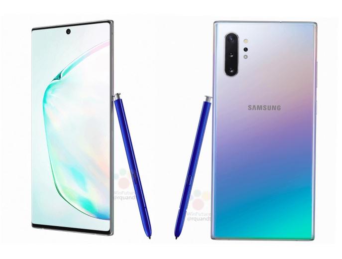 Samsung Galaxy Note 10 получит SoC Snapdragon 855 Plus и поддержку сверхбыстрой проводной и беспроводной зарядки