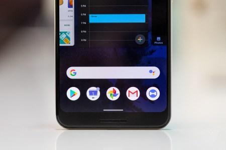 Google очередной раз улучшит навигацию при помощи жестов в Android Q