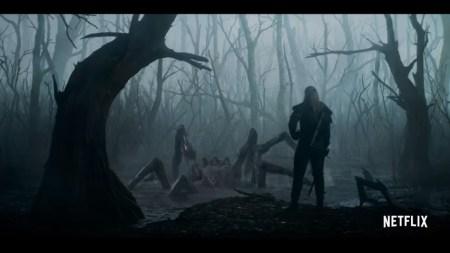 Netflix показал первый тизер-трейлер фэнтезийного сериала Witcher / «Ведьмак»