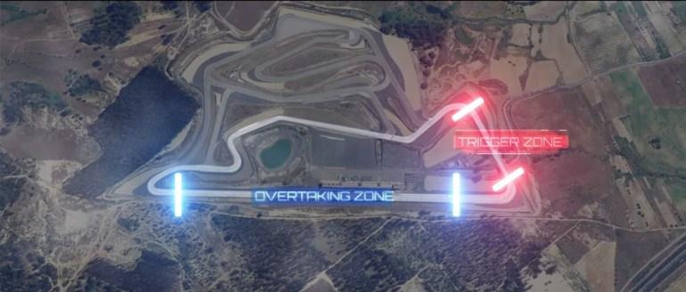 Roborace отчиталась о проведении первой в мире гонки беспилотных автомобилей