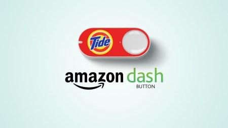 Amazon отключит физические кнопки Amazon Dash 31 августа