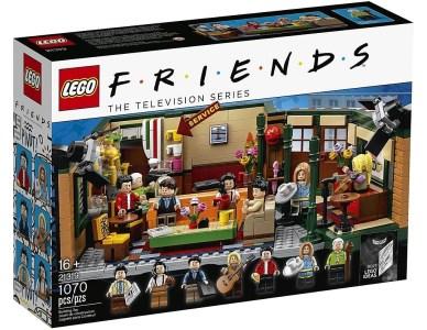 Lego анонсировала набор по сериалу «Друзья» к 25-летию шоу