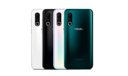 Очень дешевый флагман. Meizu 16s Pro получил SoC Snapdragon 855+, безрамочный дизайн без вырезов, 128 ГБ флэш-памяти UFS 3.0, тройную 48-Мп камеру при цене $376