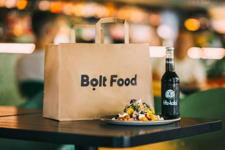 Сервис Bolt запускает доставку еды в Эстонии, а уже в 2020 году Bolt Food может появиться в Украине