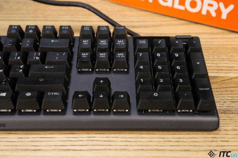 Apex 7 - обзор игровой клавиатуры от SteelSeries