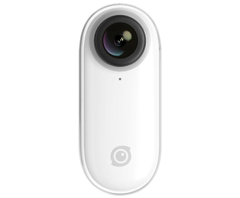 В Украине стартуют продажи самой маленькой в мире камеры со стабилизацией Insta360 GO по цене 6470 грн