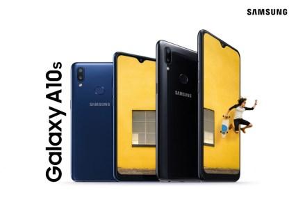Раньше остального мира. Улучшенный бюджетник Samsung Galaxy A10s выходит в Украине по цене 3 999 грн