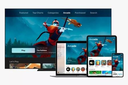 Стала известна стоимость подписки на игровой сервис Apple Arcade