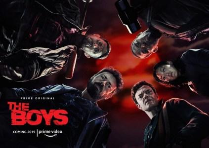 Рецензия на сериал The Boys / «Пацаны»