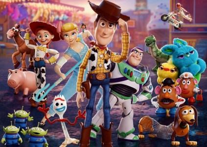 «История игрушек 4» / Toy Story 4 стала пятым фильмом Disney в этом году, которому удалось собрать более $1 млрд по всему миру (и четвертым для Pixar за всю историю)