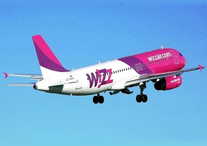 Осенью Wizz Air откроет шесть новых рейсов из Одессы и один – из Львова