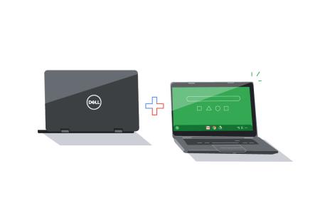 Google и Dell представили первые хромбуки Chromebook Enterprise для корпоративных клиентов