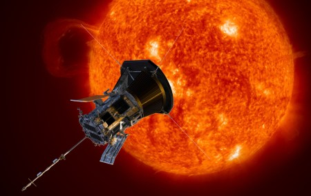 Солнечный зонд «Паркер» отправил на Землю данные сближений с Солнцем, их оказалось на 50% больше