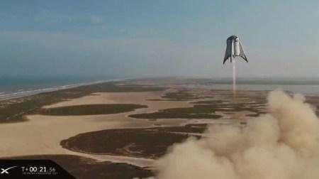 «Без сучка и задоринки». Starhopper совершил второй «прыжок» на 150 метров [Видео]