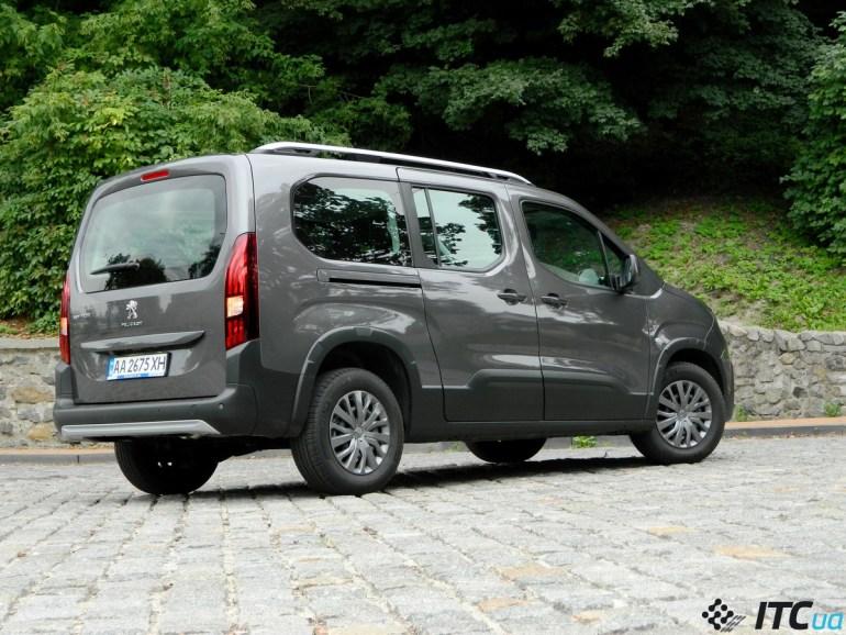 Тест-драйв Peugeot Rifter: 5 вопросов и ответов