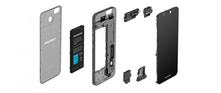 Анонсирован модульный смартфон Fairphone 3 по цене €450, созданный с заботой о Земле