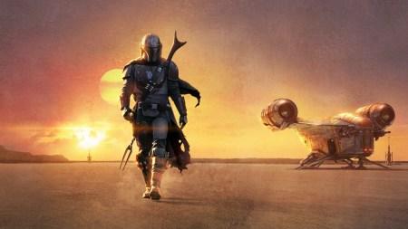 Вышел первый трейлер сериала The Mandalorian / «Мандалорец» по вселенной Star Wars для сервиса Disney+