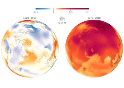 2019 год побил множество температурных рекордов