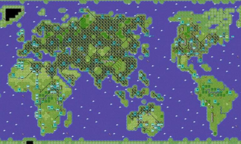 Программист сделал игру Sid Meier's Civilization в... Microsoft Excel