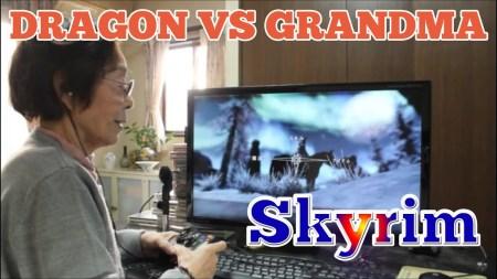 89-летняя японка завела канал на YouTube, на котором выкладывает свои летсплеи