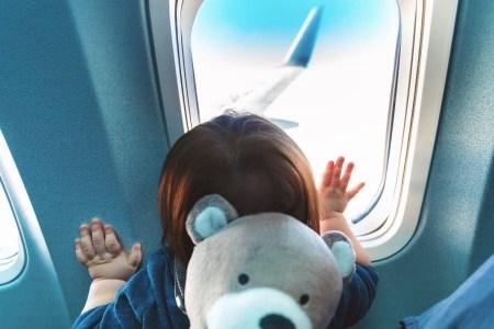 Японская авиакомпания JAL при онлайн-бронировании билета уведомит, где в самолете будут сидеть маленькие дети