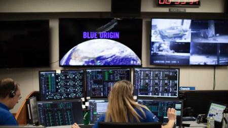 Blue Origin создаст надежную технологию хранения водорода и кислорода для NASA