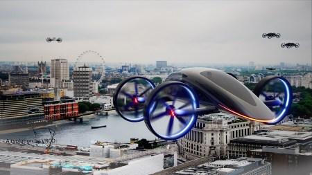 Стартап Vehicle Redesign анонсировал электрическое аэротакси для VIP-перевозок NeoXcraft XP2