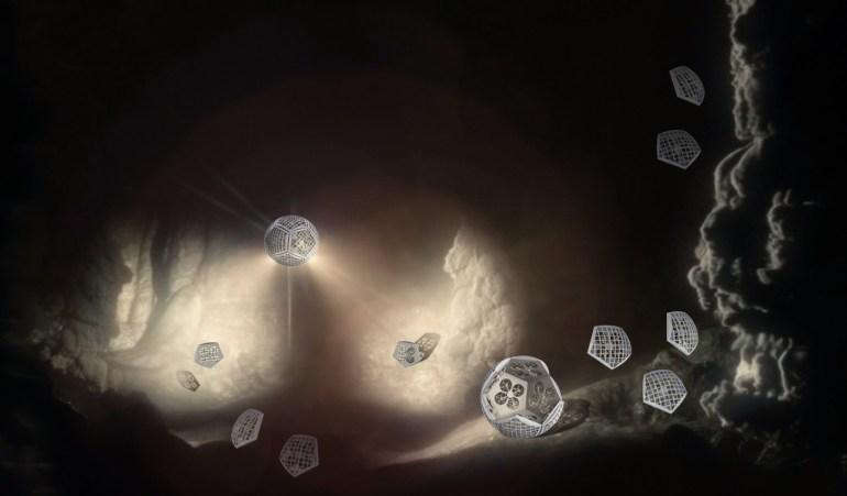 Инженеры NASA работают над дронами-трансформерами, которые планируется отправить на Титан (спутник Сатурна)