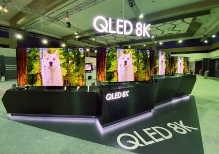 Устройства Samsung первыми в мире получат поддержку контента в формате 8K HDR10+