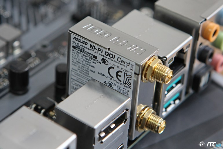 Intel 9260NGW