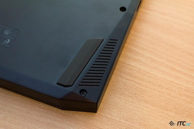Обзор игрового ноутбука Acer Nitro 7